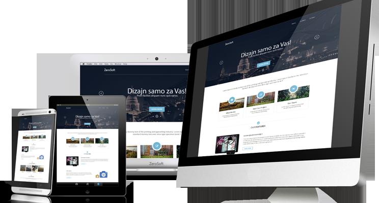 web site dizajn