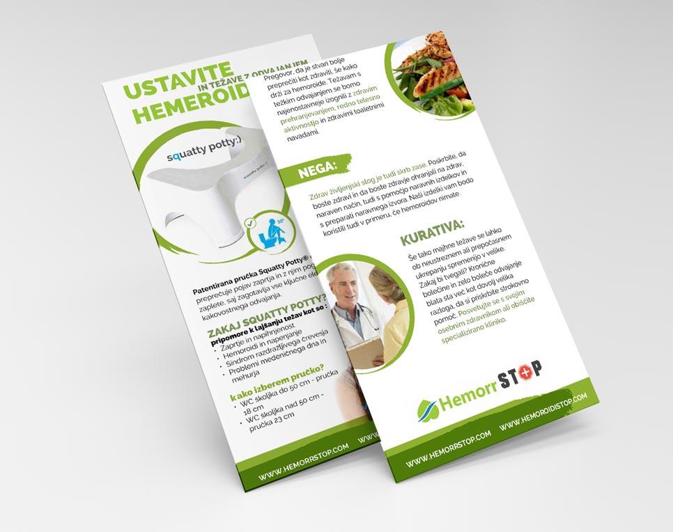 HemorrSTOP brošura